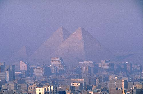 Places of Peace and Power - The Great Pyramid